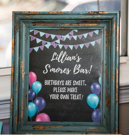 Lillian's 4th Birthday Party!