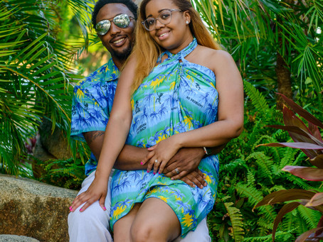 Take Me Back: Our 5th Anniversary in Aruba