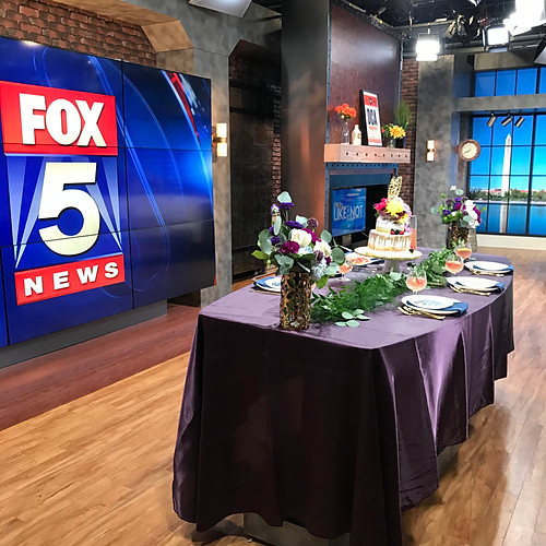 Fox 5: Fall 2018 Wedding Trends