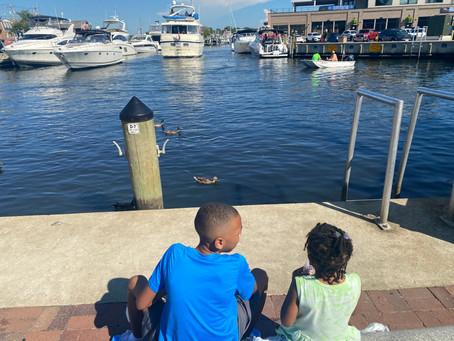 Family Day Date in Annapolis