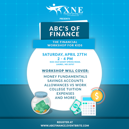 {Client Event} XNE Financial Advising Hosts Youth Financial Workshop