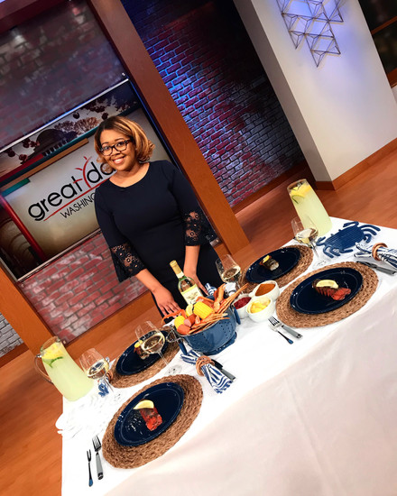 Jay Shares Tips for Hosting a Hamptons-Style Seafood Boil with Great Day Washington for