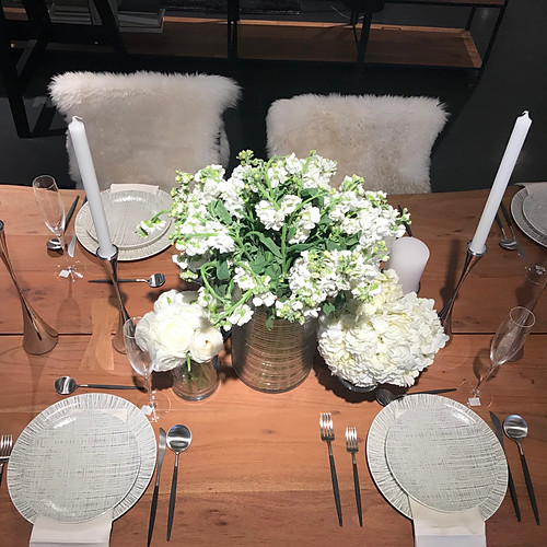 Arlington Crate & Barrel Wedding Event