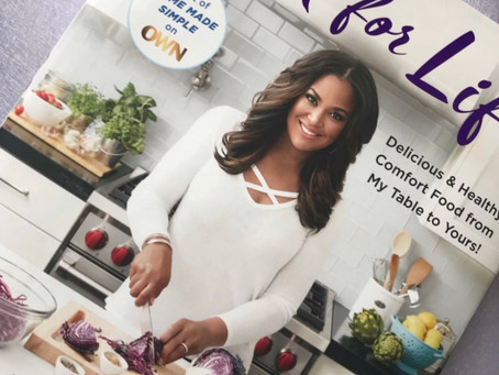 Cookbook Review: 'Food for Life' by Laila Ali