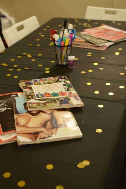 {Event Recap} J. Simms Events Vision Board Party!