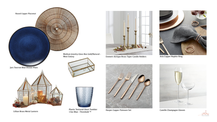 Design Inspiration - Crate & Barrel Wedding Registry