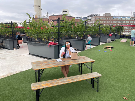 Views and Booze: Rooftop Reds
