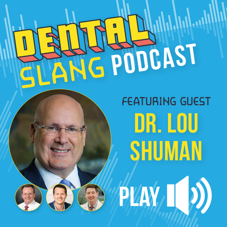 New! Disney, Dentists, and Dr. Lou Shuman