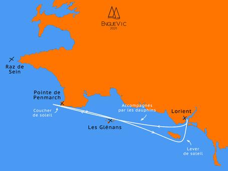 Premier offshore à bord de BOOGIE DOWN
