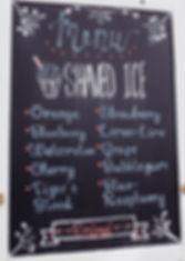 Sweet Caroline's Ice Box Kansas City Food Truck Shaved Ice