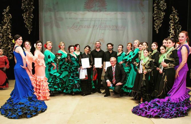Завершился III Международный конкурс-фестиваль фламенко на Кубани «La pasion flamenсa»