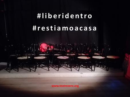 #liberidentro #restiamoacasa
