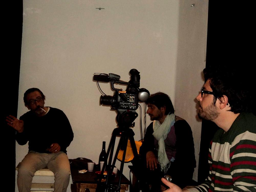 2013, Teatrozero - Dino Garrafa con Luigi Simone Veneziano e Andrea Ras ( Vpr - Produzioni)