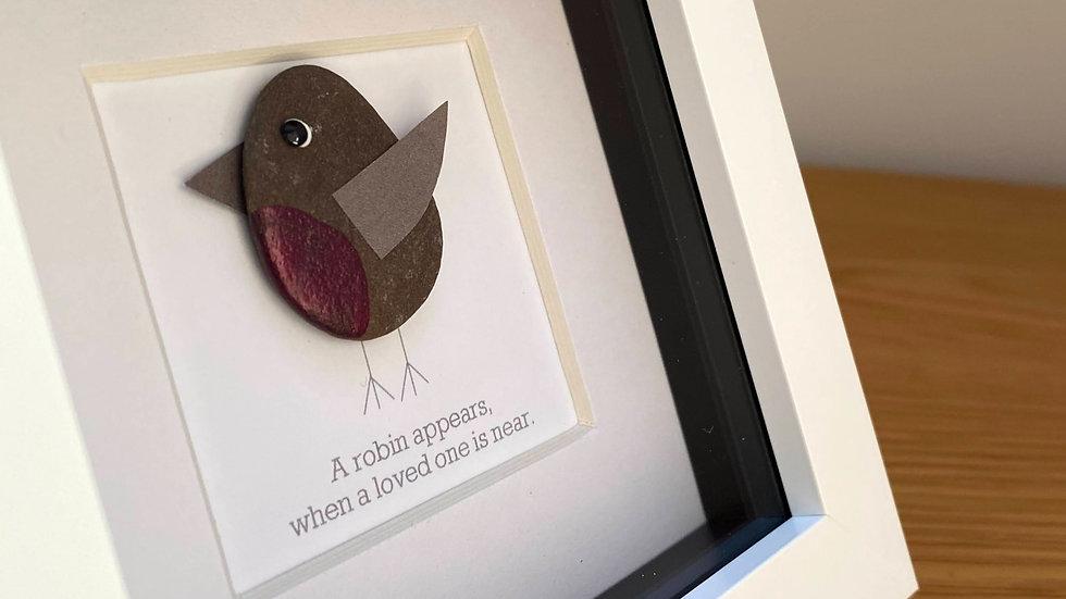 Pebble Robin - Brown