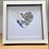 Thumbnail: Falmouth Heart - Blue & Grey