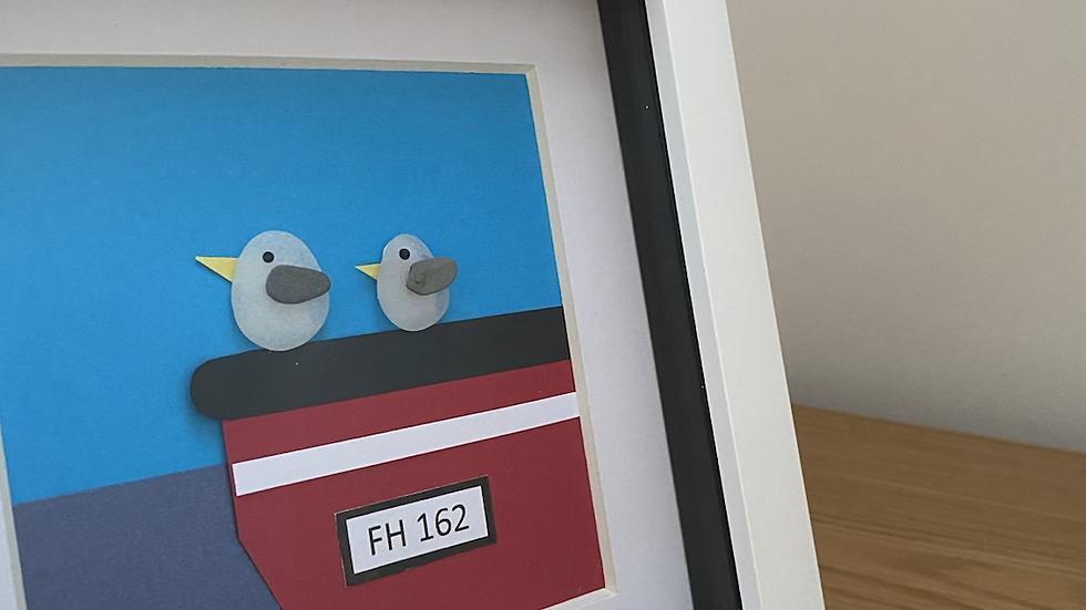 Seaglass Seagulls