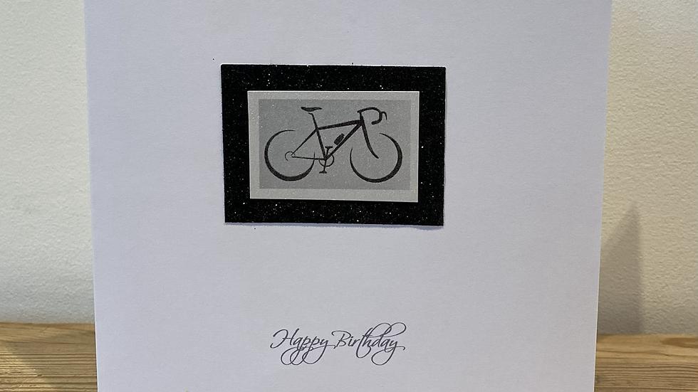 Bike - Grey & Black