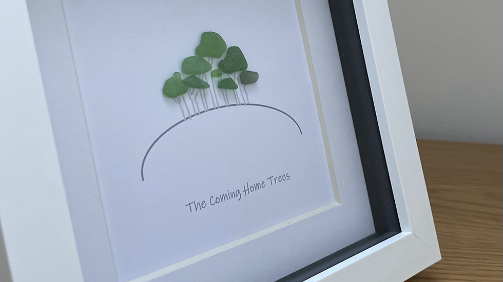The Coming Home / Nearly There Trees - Seaglass