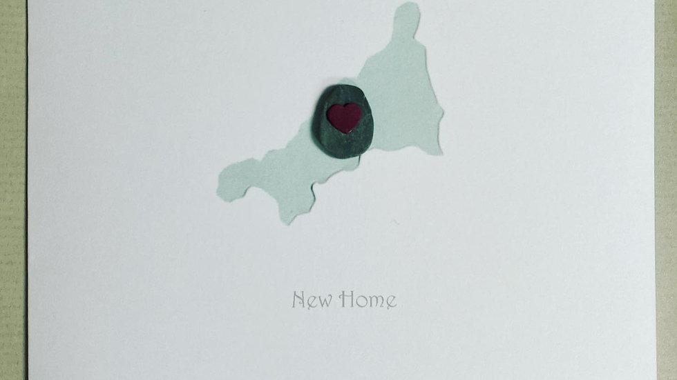 Cornwall - New Home Card