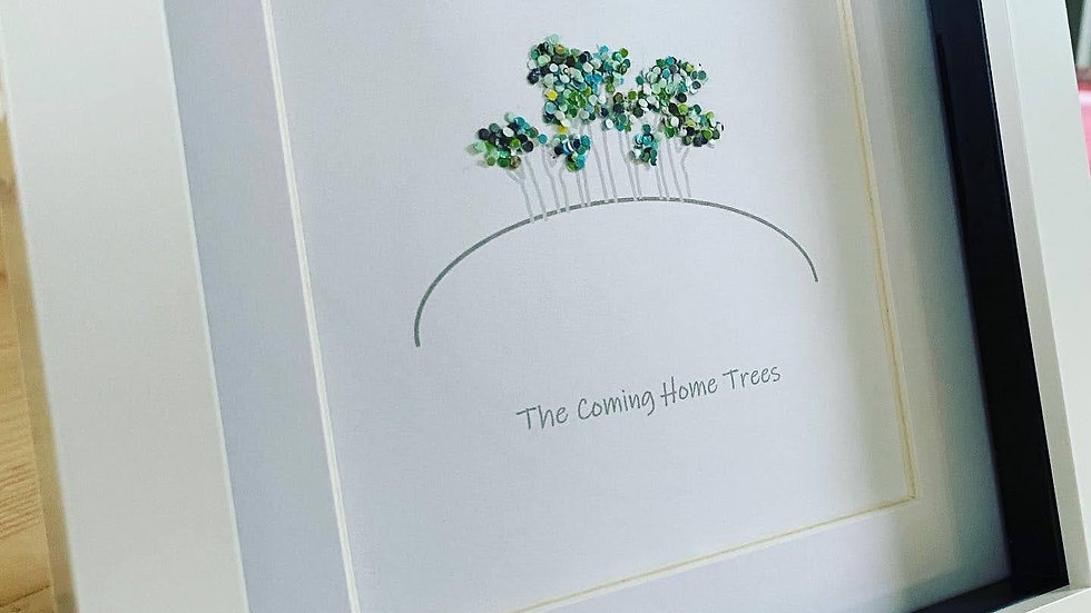 The Coming Home / Nearly There Trees