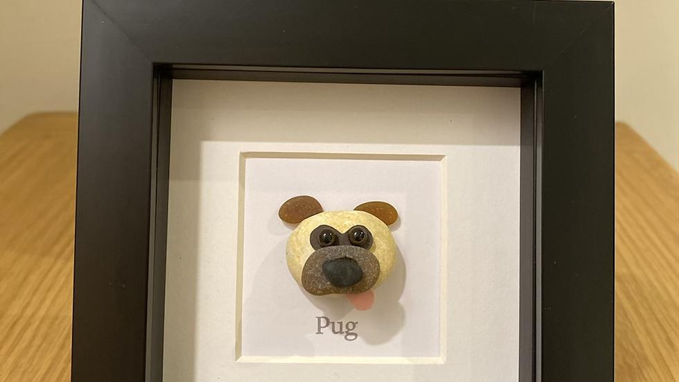 Dog Rocks - Pug