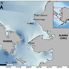 New Publication: Killer whale call catalog and ecotype presence in the Chukchi Sea