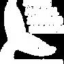White logo MMRPUH with transparent islan