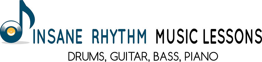 Insane Rhythm Music Lessons Logo