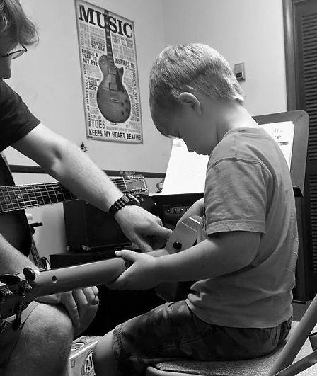 Learn Guitar Chattanooga TN