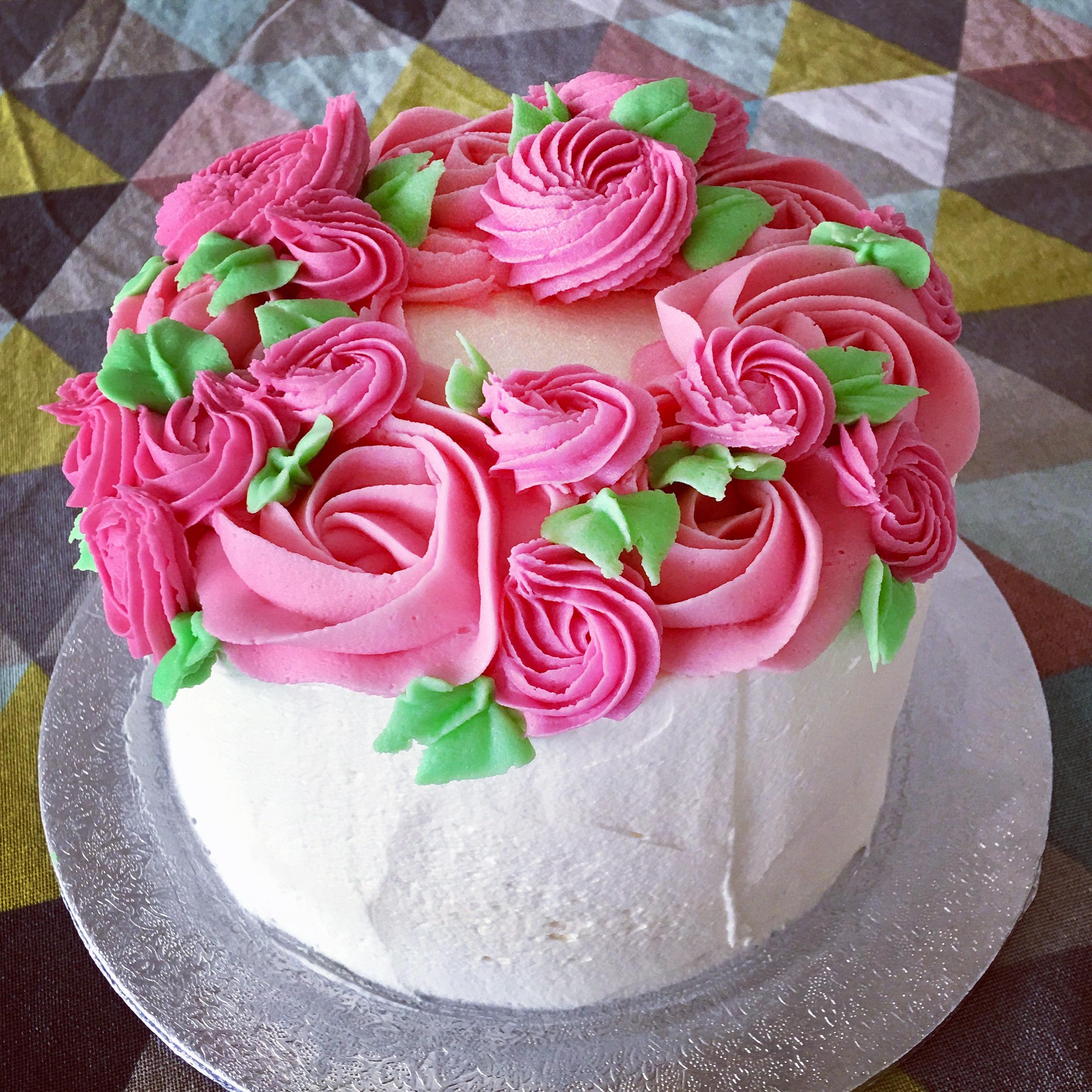 Cake Fête des Mères