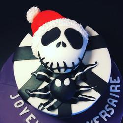 Gâteau d'anniveraire - Mr Jack