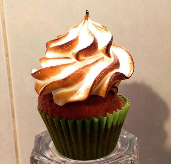 Cupcakes meringué