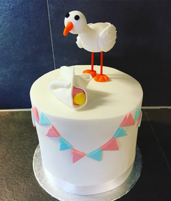Gâteau babyshower