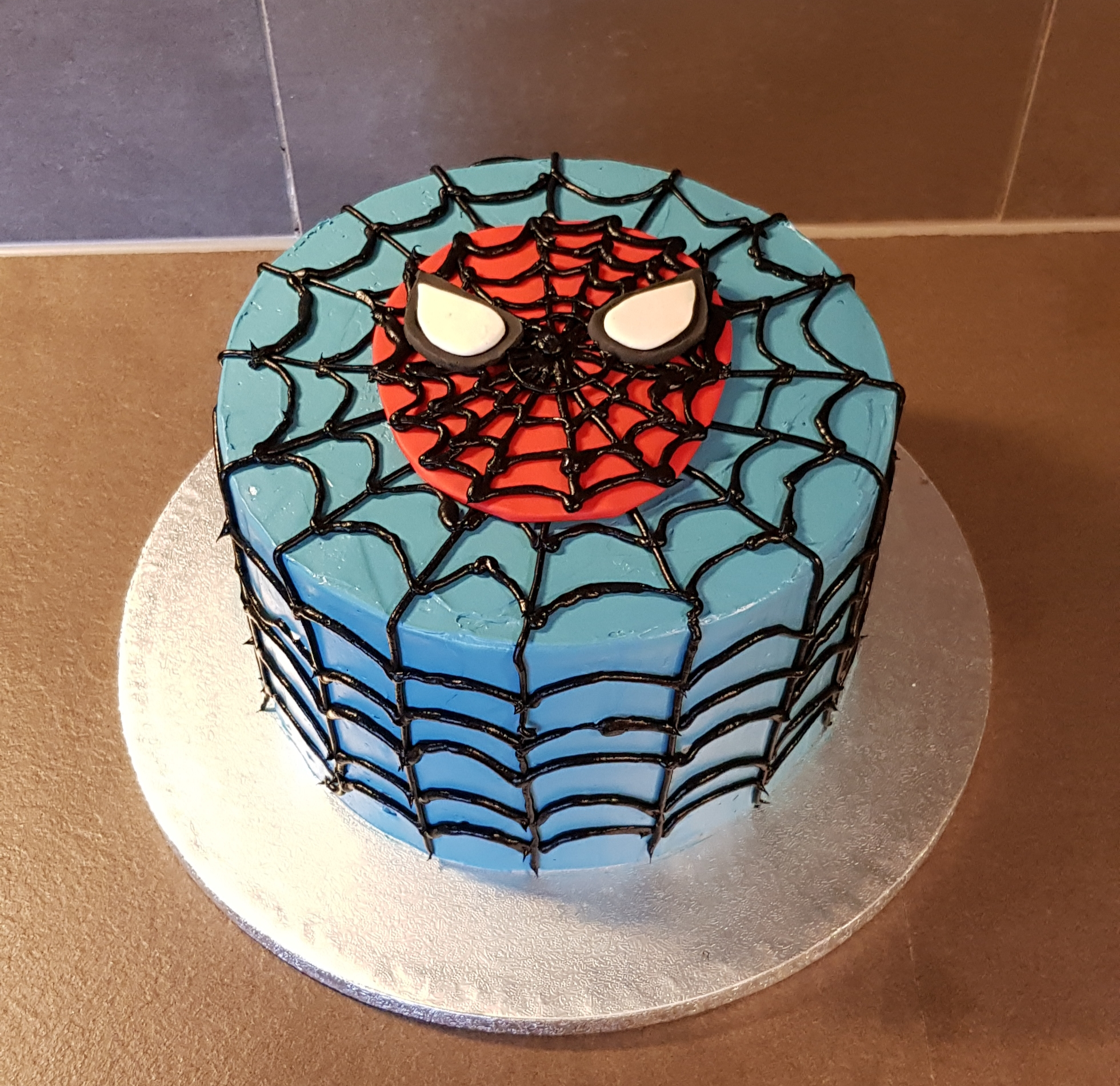 Spiderman - Jay's Cakes