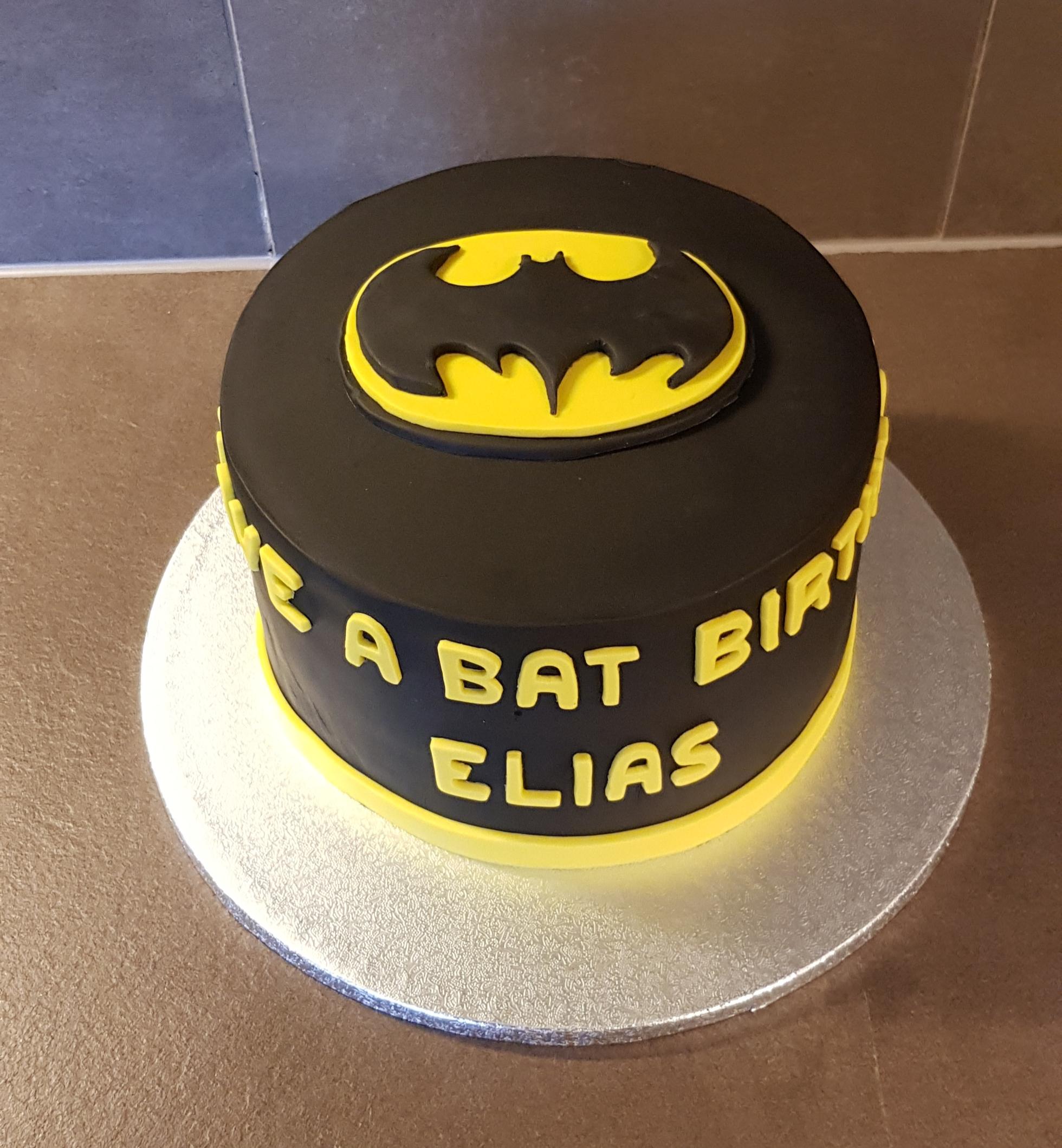 Batman - Jay's Cakes