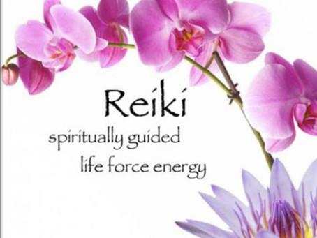 The Five Principles of Reiki Healing