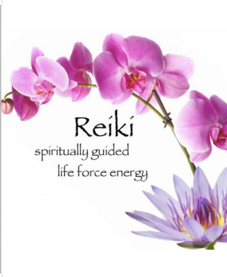 The 5 Principles of Reiki Healing