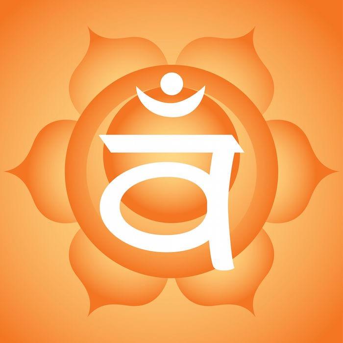 The Sacral is the 2nd Reiki Chakra