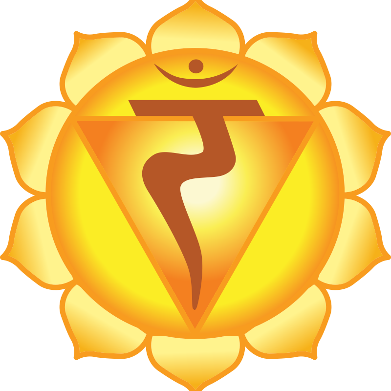 The Solar Plexus is the 3rd Reiki Chakra