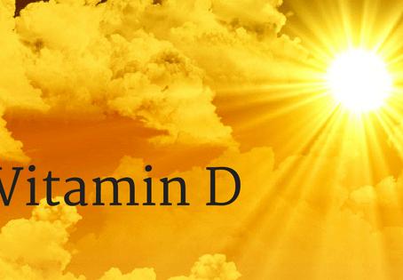 Vitamin D, Reiki and me!