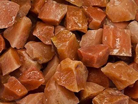 Reiki Healing Crystals - RED  AVENTURINE