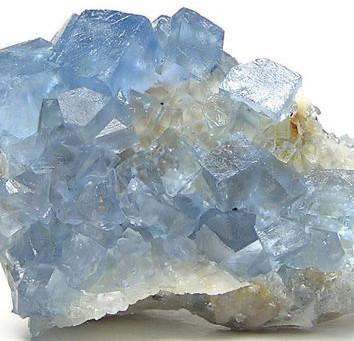 Reiki Healing Crystals - BLUE QUARTZ