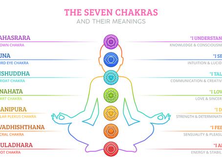The 7 Reiki Chakras