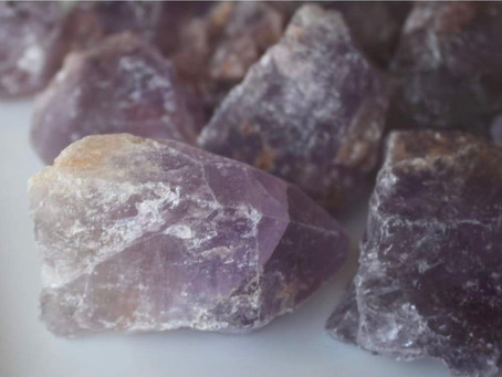 Reiki Healing Crystals -  AMETRINE