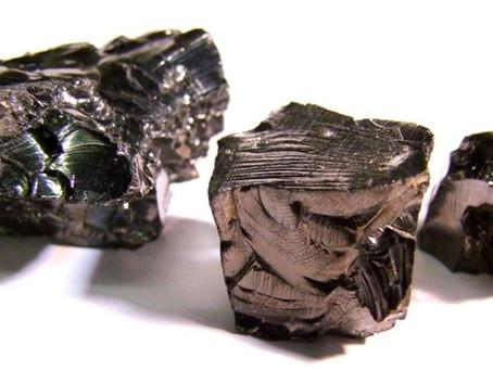 Reiki Healing Crystals -   SHUNGITE