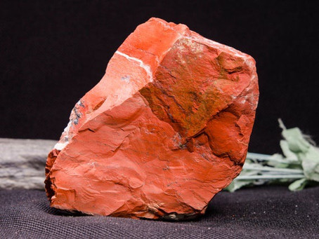 Reiki Healing Crystals - JASPER  POLYCHRONIC