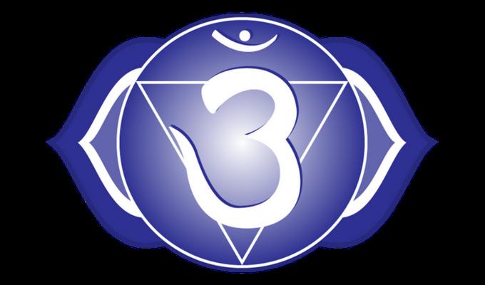 The Third Eye is the 6th Reiki Chakra