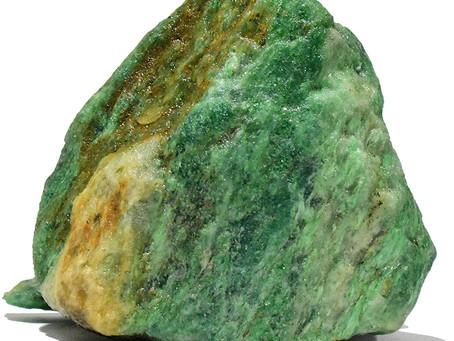 Reiki Healing Crystals - GREEN JADE