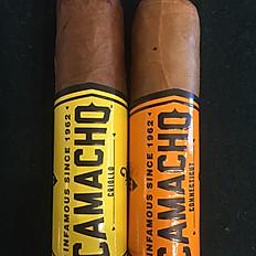 Camacho Robusto & Toro
