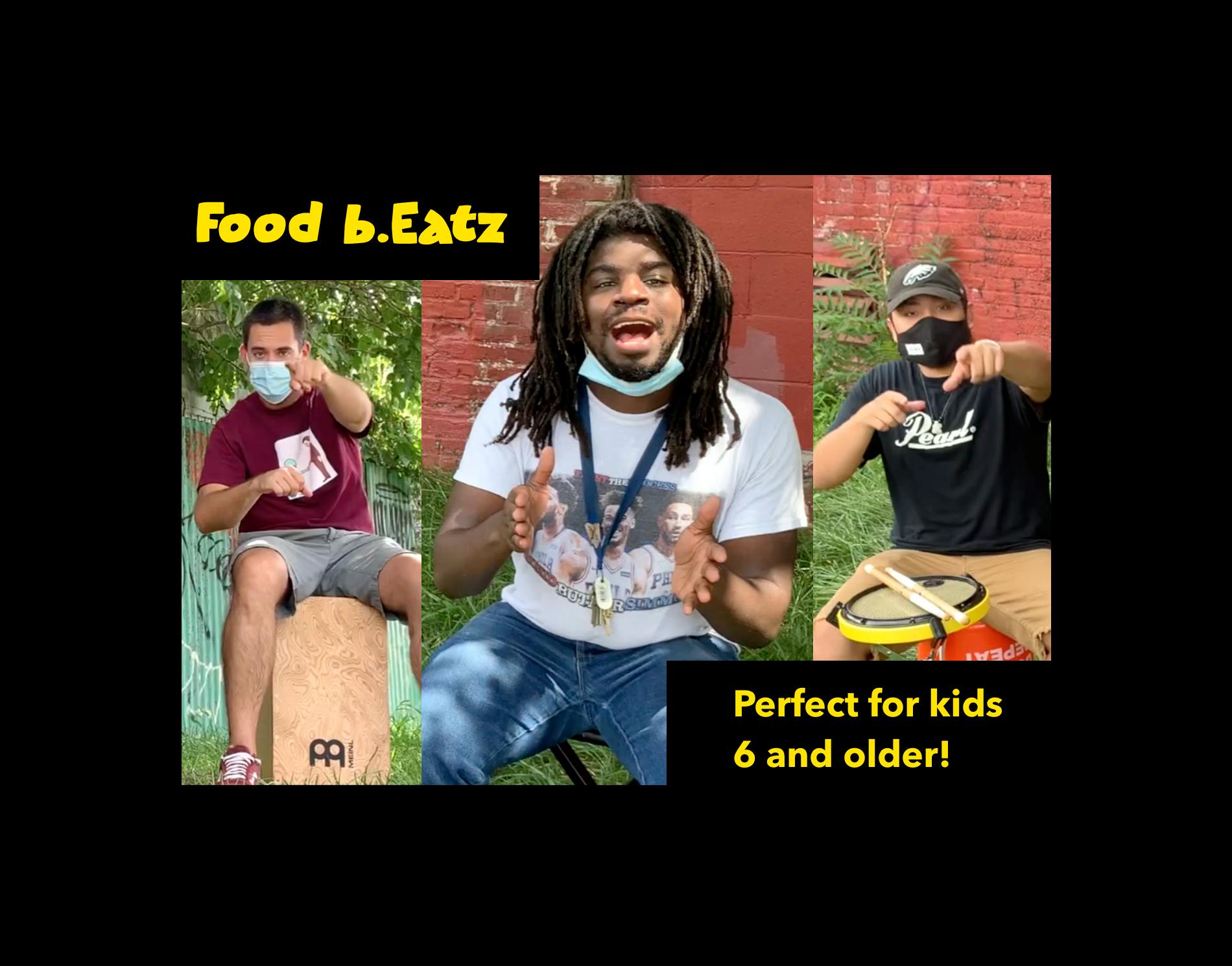 Food b.Eatz Music Class